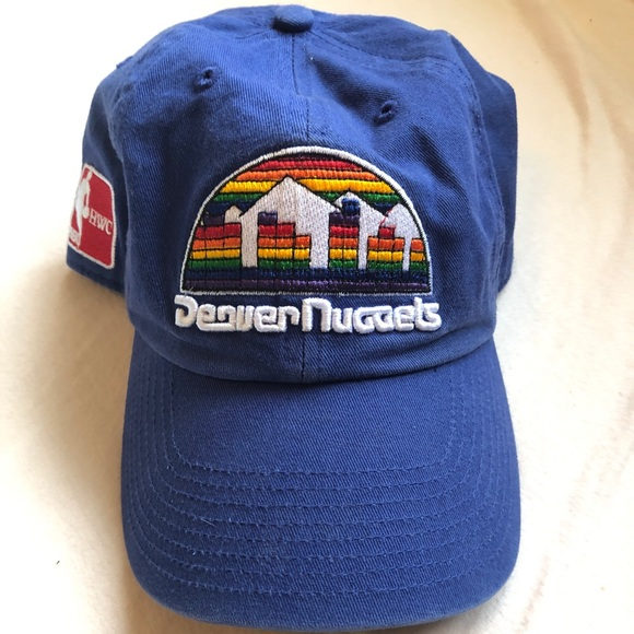 Nba Accessories Denver Nuggets Dad Hat Poshmark